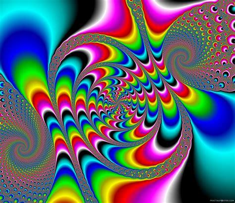 rainbow fun  fractal image  orbulon hd wallpapers