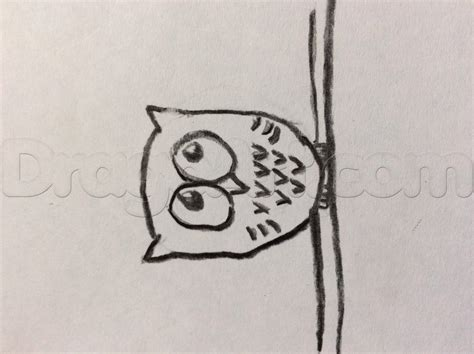 simple owl drawings simple owl for step by step animals for for