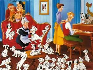 Wallpaper DB: 101 dalmatians