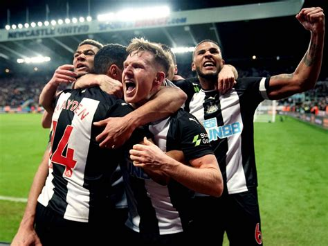 Newcastle vs Chelsea: Isaac Hayden on his match-winning ...