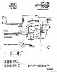 Mtd Riding Mower Wiring Diagram With Yard Machine On