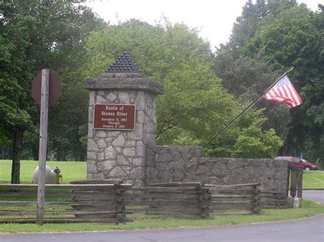 stones river national battlefield murfreesboro