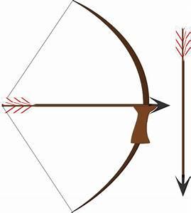 Bow And Arrow Clip Art at Clker.com - vector clip art ...