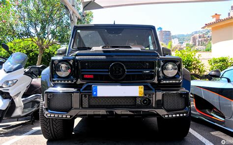 This is the type designation of a luxury multimedia sedan that brabus presents at the 2013 iaa in a word premiere. Mercedes-Benz Brabus G 850 6.0 Biturbo Widestar - 15 July 2017 - Autogespot