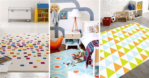 Cheerful Rugs That Will Brighten Up Any Kids Room