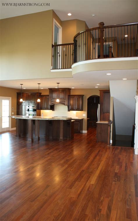 great kitchen floors 2 story great room that leads into kitchen design 1339