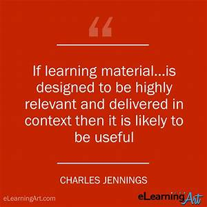 76 Best eLearni... Instructional Material Quotes