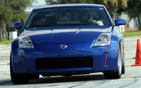 2005 Nissan 350z Base 1/4 Mile Drag Racing Timeslip Specs