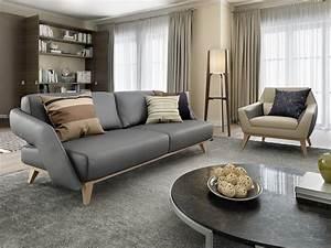 Richtig Sitzen Sofa : designer ledersofa zweisitzer leder couch garnitur holz buche polstergarnitur ebay ~ Orissabook.com Haus und Dekorationen