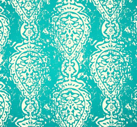 designer indoor outdoor ikat fabric by the yard by