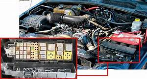 2007 Jeep Liberty Fuse Diagram