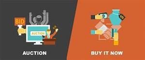Whether To Sell With Auction Or Fixed Price Listings On