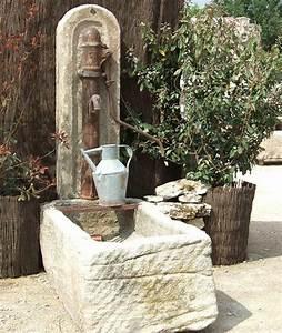 Fabriquer Une Fontaine Sans Pompe : d coration jardin originale petit budget ~ Melissatoandfro.com Idées de Décoration