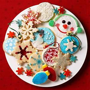How to Decorate Dazzling Cookies