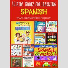 10 Spanish Books For Kids  Spanish Vocabulary, Spanish And Child
