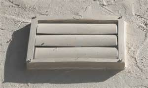 Exterior Dryer Vent Covers