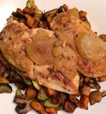 ripped recipes ginger plum chicken