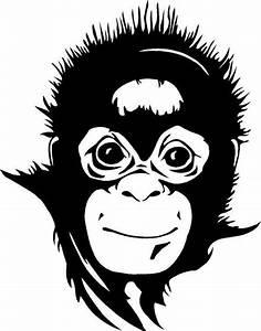 Orangutan Large Vinyl Decal Car Truck Window Sticker | eBay