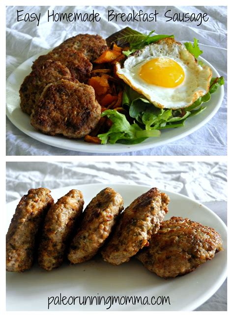 breakfast sausage recipe easy homemade breakfast sausage
