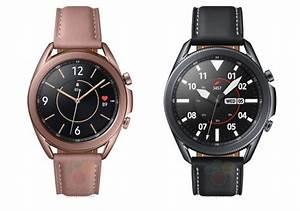 Samsung Galaxy Watch 3 User Manual Leaked