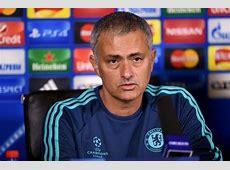 What Jose Mourinho said at his preChampions League press