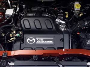 Mazda Tribute Picture   22 Of 27  Engine  My 2003  800x600
