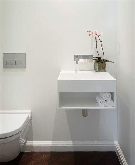 Toilets And Basins For Small Bathrooms by Wall Mount Sink Design Ideas