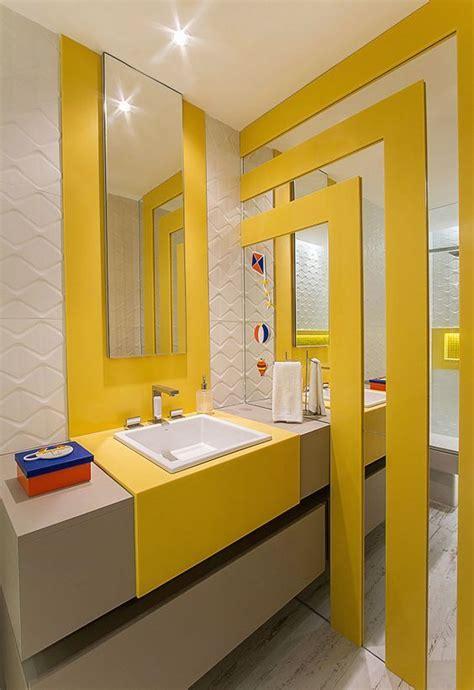 Modern Yellow Bathroom Decor by 45 Small Yellow Bathroom Decorating Ideas Small Yellow