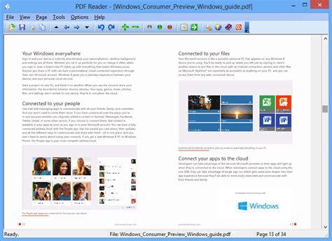 reader  windows   screenshot freeware