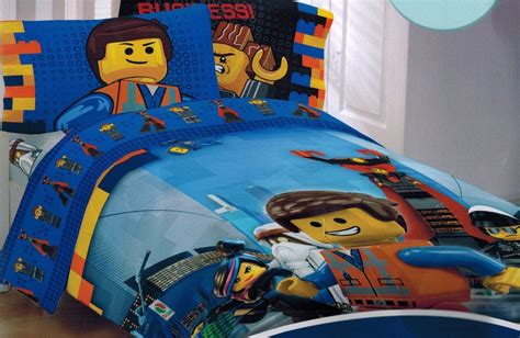 Lego The Movie Comforter And Bedding Sets  Beautiful Bedroom