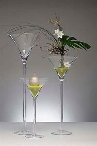 Kerzen 50 Cm Hoch : xxl martiniglas bodenvase glasvase deko 90 cm hoch ebay ~ Bigdaddyawards.com Haus und Dekorationen