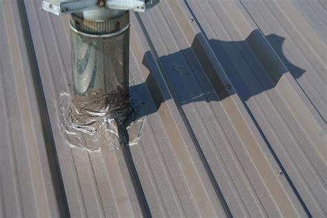 leaking chimney  factory roof roof repairs