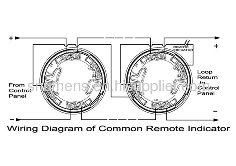 Rate Of Rise Heat Detector Diagram by Led Remote Indicator Output Heat Detector From China