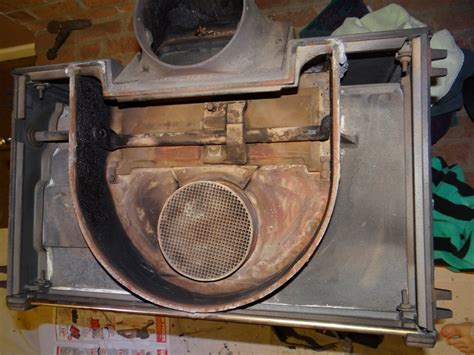Dutch West 2461 Gasket Placement  Hearthcom Forums Home