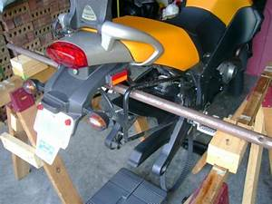 How to jack up a motorcycle with a floor jack meze blog for How to jack up a motorcycle with a floor jack