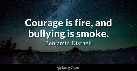 courage  fire  bullying  smoke benjamin