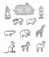 HD Wallpapers Noah Ark Coloring Page For Toddlers