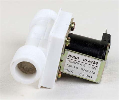 Swatch Karet Hitam Size 19mm katup solenoid 1 2 12 volt dc elektrologi