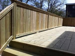 Standard Wood - Deck Tech
