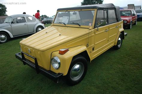 1973 Volkswagen Type 181 Thing Image. Photo 36 Of 39