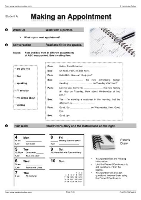 free efl esl worksheets activities and lesson plans from handouts online