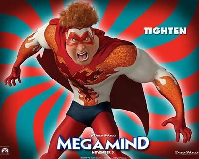 Megamind Tighten Villain Wallpapers Desktop Dreamworks Supervillain