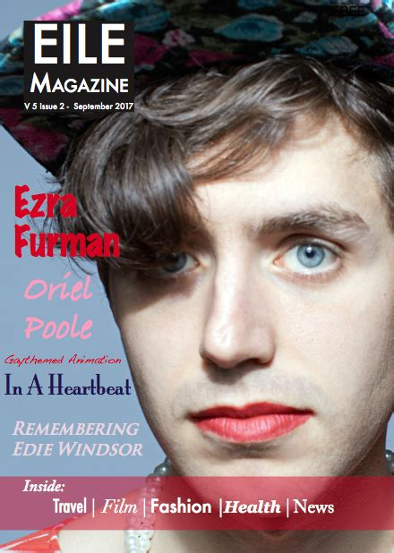 Out Now! EILE Magazine's September Edition FREE To Read Or ...
