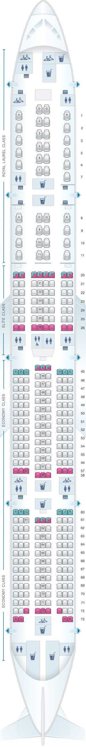 plan si es boeing 777 300er air mapa de asientos air boeing b777 300er 333pax plano