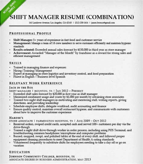 Chronological Resume Career Change by How To Write A Career Change Resume Jobscan