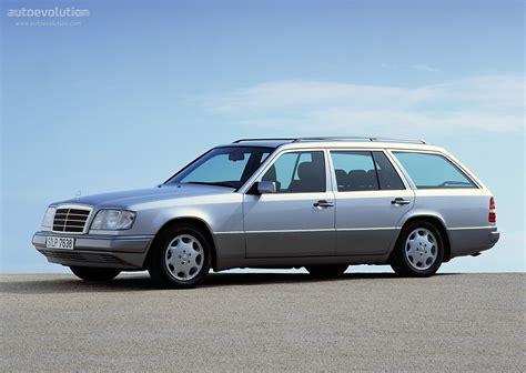 mercedes benz mercedes benz e klasse t modell s124 specs 1993 1994