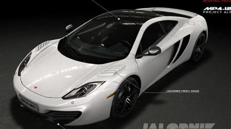 Mclaren Mp4 12c Project Alpha by Mclaren Mp4 12c Project Alpha Revealed In Leaked Brochure