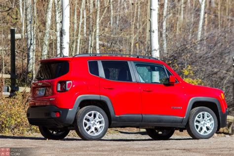 2015 Jeep Renegade Latitude Review