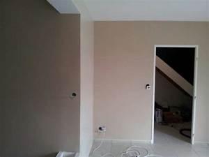 peinture salon maison yoca With commentaire faire la couleur taupe