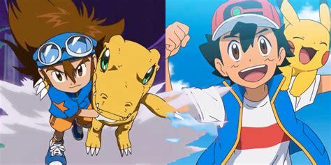 Artist Creates Pokemon-Style Sprites for Digimon